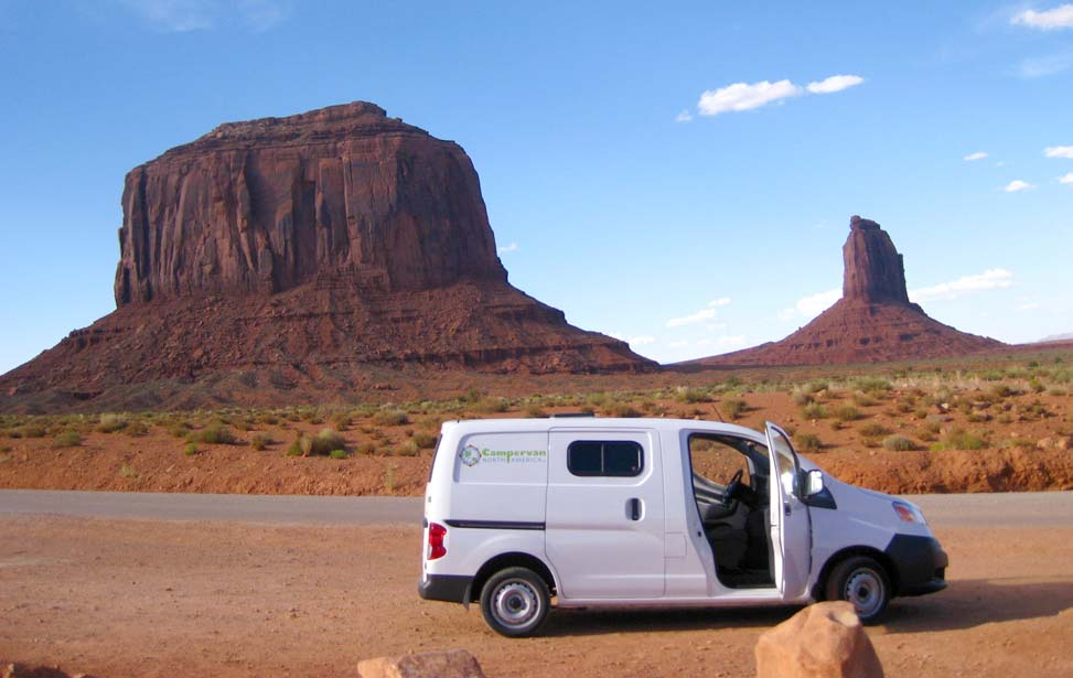 The Edelweiss visits Monument Valley.