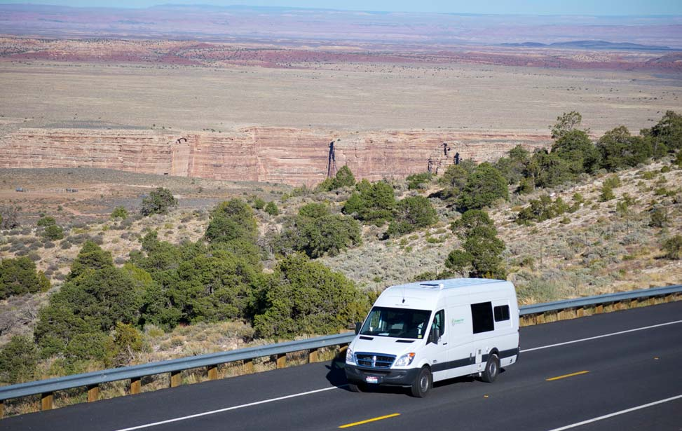 Hop in our Clanhauler and see for yourself why it's called the Painted Desert.