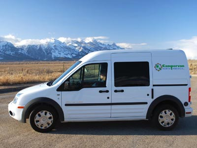 Campervan Rentals In The Usa Las Vegas Seattle Bozeman
